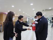 """인천공단소방서, """"국회의선 총선거 대비 특별경계근무 실시"""""""